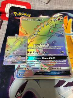 pokemon shining Ho oh set