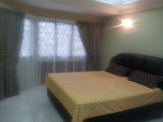 King size bed divan with headboard Puchong