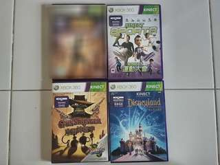 Xbox 360 Games (9 Games)