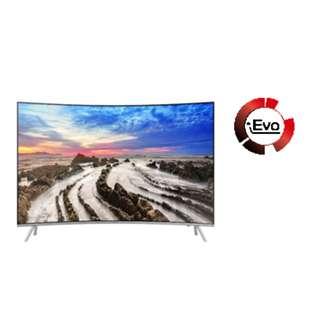 Samsung UHD 4K SMART CURVED LED TV 49