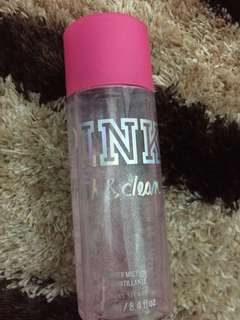 Body Mist Fresh & Clean Victoria Secret
