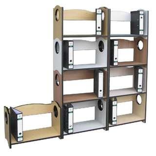 Book shelf 2 units