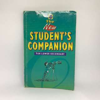 The New Student's Companion For Lower Secondary | Book of Idioms