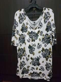 Floweres Blouse H&M Zara