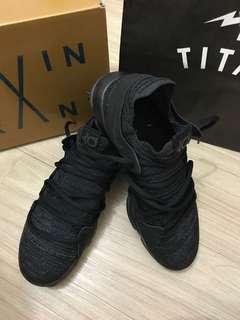 KD10 TRIPLE BLACK