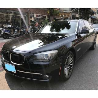 2009款 寶馬/BMW,7-Series,4400cc,