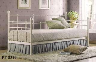 Single day bed katil besi - PF8319