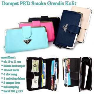 Dompet Kartu PRD Smoke Grandis