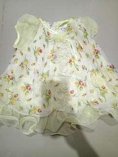 Dress baby lucu