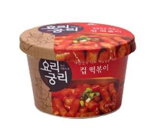 韓國 辣炒年糕杯