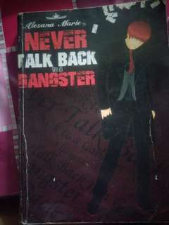Talk Back and You're Dead Book 2 Volume 1