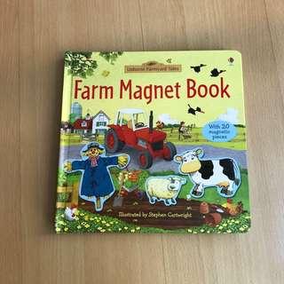 Usborne Magnet Books - On the Farm