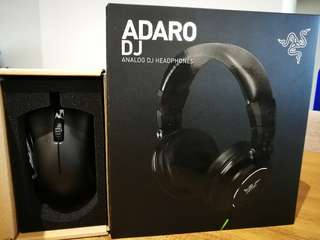 Razer ADARO DJ Analog Headphone