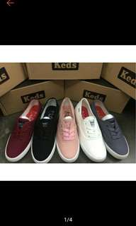 Keds Plain Shoes (Ships in 11days)