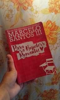 Novel Book || PARA SA HOPELESS ROMANTIC 💓