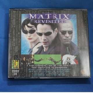 Original VCD - The Matrix