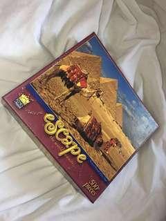 Escape great pyramids egypt puzzle 500 pieces