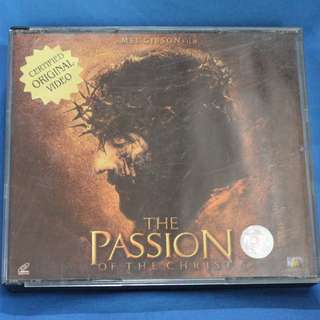 Original VCD - The Passion of the Christ
