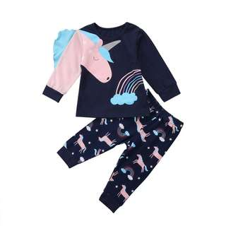 Unicorn Kids Pyjamas