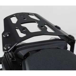 SW Motech Alu-rack (Black) For Yamaha MT-09 (13-16) - 51959