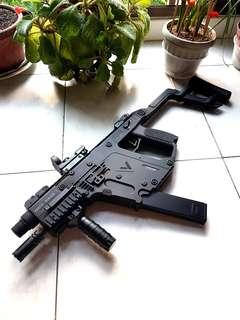 KRISS VECTOR SMG Wbb water toy gun