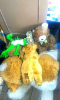 RUSH SALE!!! All these toys for 1000 only!!! Negotiable Needs cleaning lang kasi matagal nakastock. All branded. 6 pcs