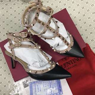 AUTHENTIC Valentino Garavani Studd Heels