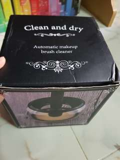 Automatic Brush Cleaner