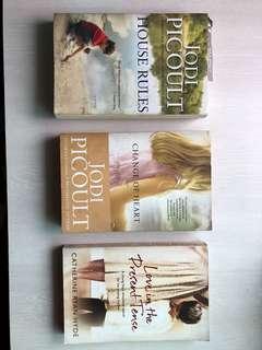 Assorted books (bundle)