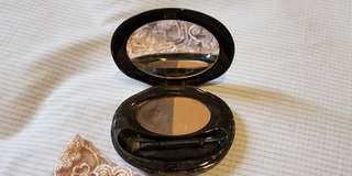 Shiseido eyebrow n eyeliner compact (brown)