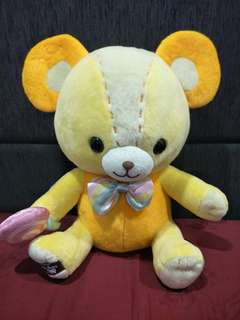 Candy Teddy bear plush toy from Tokyo