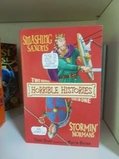 Horrible Science/History books