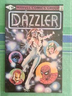 Marvel DAZZLER 1 NM-