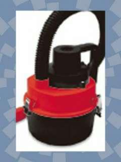 強力汽車清潔器乾濕兩用Powerful Car Cleaner for Wet & Dry DC Red weight: 1090g
