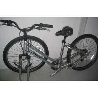 26-inch wheel size Trek city bike ladies bicycle