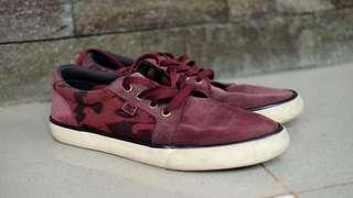 Dc Skate Red