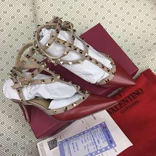 Authentic Valentino Garavani Studd Heels