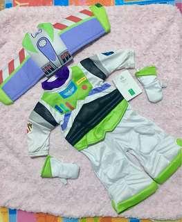 (brandnew) Buzz Lightyear baby costume