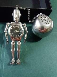 🚚 MIDO 茶葉浸泡器 機器人