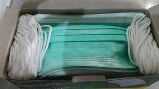 7 Pieces Surgical Mask / Masker Gojek
