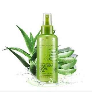 Nature Republic Face Spray Mist Soothing& moisture Aloe Vera 92% Face Mist