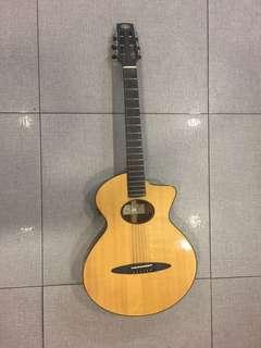 [Updated] SCHERTLER Acoustic Guitar