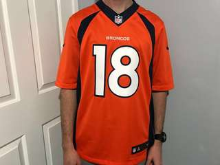 Authentic Denver Broncos Manning Jersey
