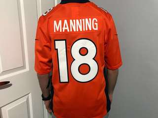 Authentic NFL Denver Broncos Manning Jersey