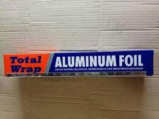Aluminium Foil 8m