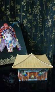 Vintage Chinese Musical Box