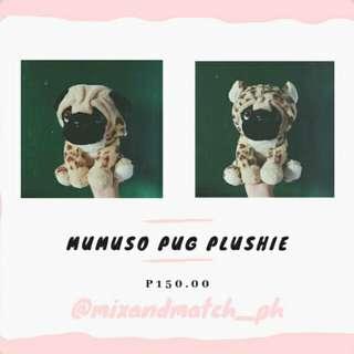 🔰MnM #84: Pug Plushie - MUMUSO