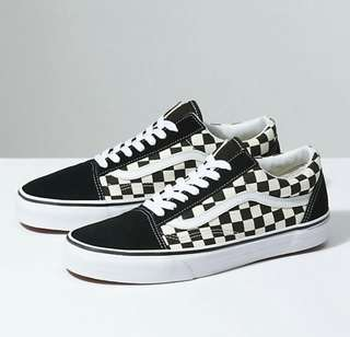 Vans Old School Authentic