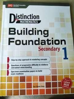Sec 1 Distinction in Mathematics