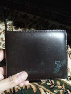 Authentic Polo Wallet
